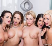 Alektra Blue, Summer Brielle & Friends Orgy 25