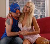 Erica Lauren Blows Jesse Jones 6