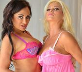 Claudia Valentine and Nikita Von James 8