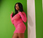 Candice Von in Pink Top 6