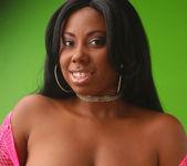 Candice Von in Pink Top 27
