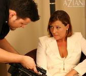 Alischa - the boss in pantyhose 2