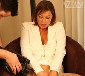 Alischa - the boss in pantyhose 3