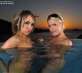 Aleksa & Brandy Smile - InTheCrack 13