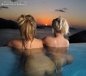 Aleksa & Brandy Smile - InTheCrack 16