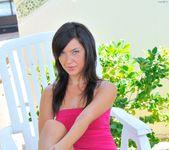 Annalisa - tan teen with a hot body 21
