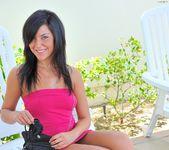 Annalisa - tan teen with a hot body 22