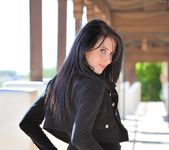 Aiden - tall black haired teen 6