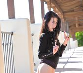 Aiden - tall black haired teen 15