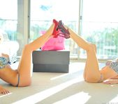 Kirsten & Natalie - FTV Girls 14