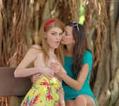 Larysa & Faye - FTV Girls 12