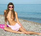 Pee On The Beach - Maria 6
