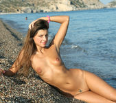 Pee On The Beach - Maria 13