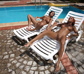 Bask In The Sun - Ashley Bulgari & Angelica Kitten 16