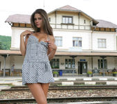 Choo-choo - Little Caprice 14