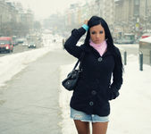 Snow Brake Disaster - Ashley Bulgari 5