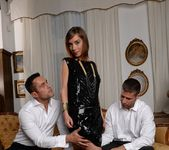 MMF Threesome with Tina Hot 6