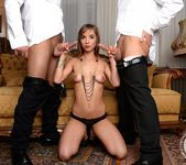 MMF Threesome with Tina Hot 8