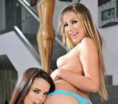 FFM Threesome with Carmen Caliente & Dillion Harper 4