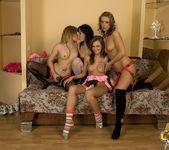 Alysa Gap, Inna, Roxie & Sofiya 20