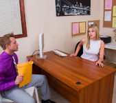 Scarlet Red - Naughty Office 12