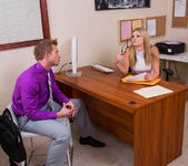 Scarlet Red - Naughty Office 13