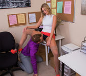 Scarlet Red - Naughty Office 14