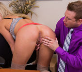 Scarlet Red - Naughty Office 19