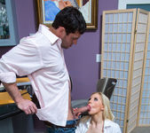 Ashley Fires - My Dad's Hot Girlfriend 14