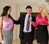 Ava Addams, Bridgette B. - Naughty Office 15