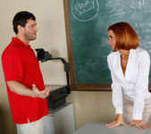 Veronica Avluv - My First Sex Teacher 16