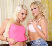 Anikka Albrite, Mia Malkova - 2 Chicks Same Time 2