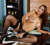 Jasmine Caro - Naughty Office 5