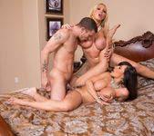 Lisa Ann, Nikki Benz - I Have a Wife 21