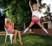 Aaliyah Love, Tasha Reign - My Sister's Hot Friend 13