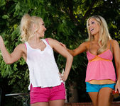 Aaliyah Love, Tasha Reign - My Sister's Hot Friend 14