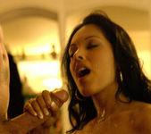 Nina Mercedez sucking cock 13