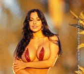 Nina Mercedez In her Red Bikini 4
