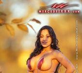 Nina Mercedez In her Red Bikini 17