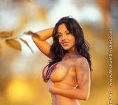 Nina Mercedez In her Red Bikini 18