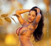 Nina Mercedez In her Red Bikini 21