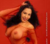 Nina Mercedez Hot in Red 13