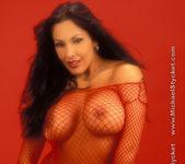Nina Mercedez Hot in Red 16
