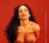 Nina Mercedez Hot in Red 17