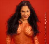 Nina Mercedez Hot in Red 23