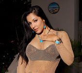 Nina Mercedez Fish Net Baby 2