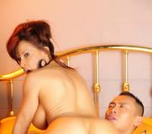 Devon Michaels loves asian cock 3