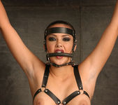 Sophia Santi is tied up and waiting for you to Punish her 6