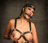 Sophia Santi is tied up and waiting for you to Punish her 12