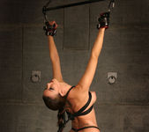 Sophia Santi is tied up and waiting for you to Punish her 15
